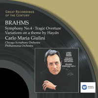Carlo Maria Giulini - Brahms: Symphony No.4, Tragic Overture & Variations on a them by Haydn