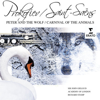 Richard Stamp - Prokofiev: Peter and the Wolf - Saint-Saëns: Carnival of the Animals