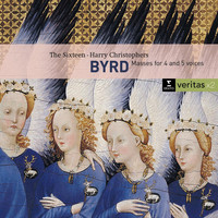 The Sixteen/Harry Christophers - Byrd - Motets & Masses