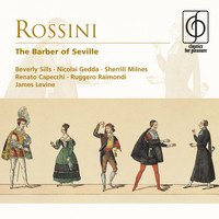 James Levine - Rossini: The Barber of Seville - Comic opera in two acts