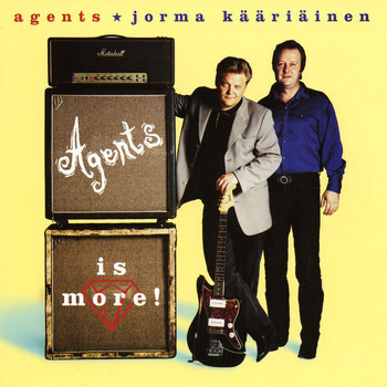Agents - Agents Is More