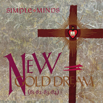 Simple Minds - New Gold Dream (81/82/83/84)
