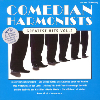 The Comedian Harmonists - Greatest Hits Vol. 2