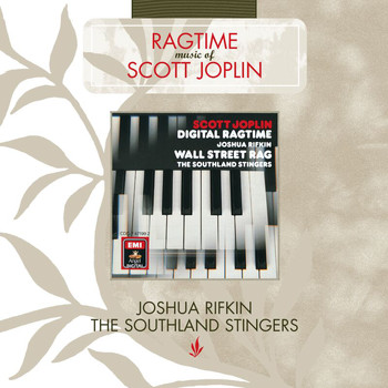 Joshua Rifkin - Scott Joplin: Digital Ragtime/Wall Street Rag (Remastered)
