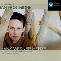 Ian Bostridge/Julius Drake - Henze: Songs
