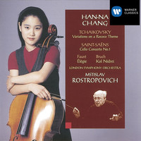 Han-Na Chang - Works for Cello and Orchestra