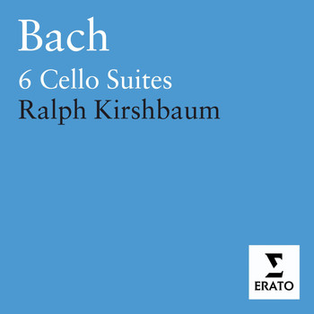 Ralph Kirshbaum - Bach - Cello Suites