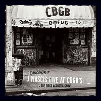 Dinosaur Jr. - J Mascis Live At CBGB's: The First Acoustic Show (Explicit)