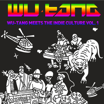 Wu-Tang - Wu-Tang Meets The Indie Culture (Explicit)