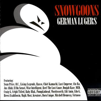 Snowgoons - German Lugers (Explicit)