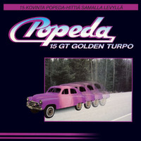 Popeda - 15 Gt Golden Turbo