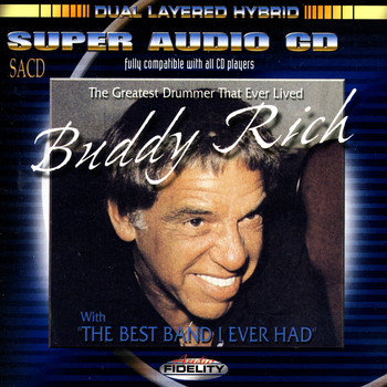 Buddy Rich - The Greatest Drummer That Ever Lived
