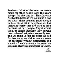 Soulwax - Most Of The Remixes...