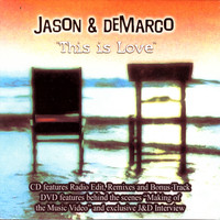 Jason and deMarco - This is Love CD/DVD