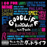 Kanye West - Good Life (UK 2 trk single)