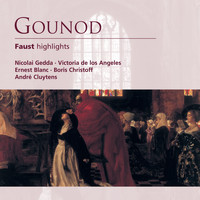 André Cluytens - Gounod: Faust (highlights)
