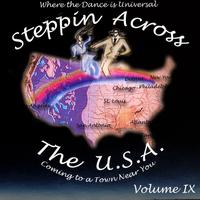 Various Artists - Steppin Across The USA - Steppin Across The USA Volume 9