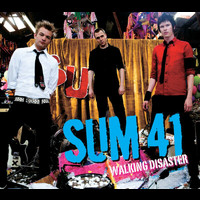 Sum 41 - Walking Disaster (Live)