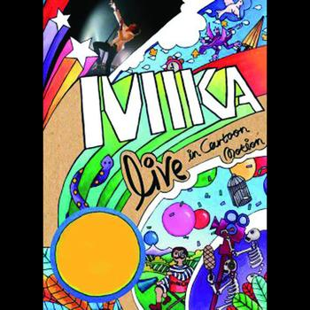 MIKA - Live In Cartoon Motion EP (Live in Paris)