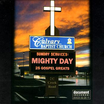 Various Artists - Mighty Day - 25 Gospel Greats