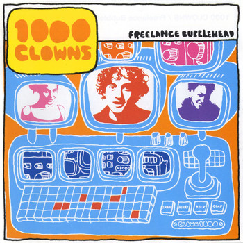 1000 Clowns - Freelance Bubblehead
