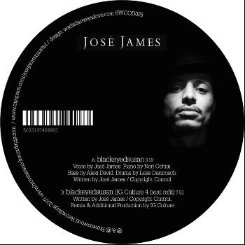 "José James - Blackeyedsusan (12"" Vinyl)"
