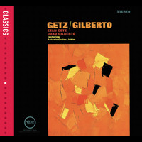 João Gilberto / Stan Getz - Getz/Gilberto (Classics International Version)