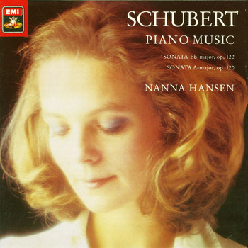Nanna Hansen - Schubert: Piano Music