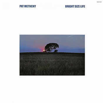 Pat Metheny - Bright Size Life