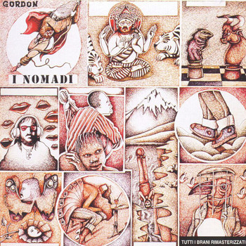 I Nomadi - Gordon (2007 Remaster)