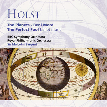 Sir Malcolm Sargent - Holst The Planets etc