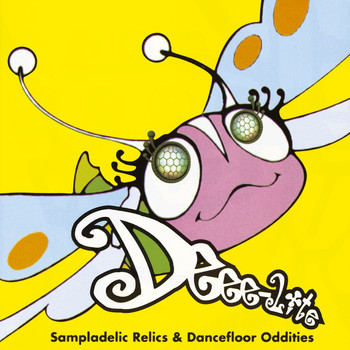 Deee-Lite - Sampladelic Relics & Dancefloor Oddities