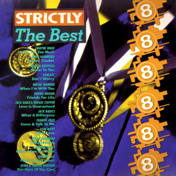 Various Artists - Strictly The Best Vol. 8