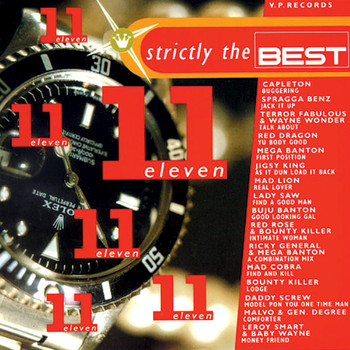 Various Artists - Strictly The Best Vol. 11