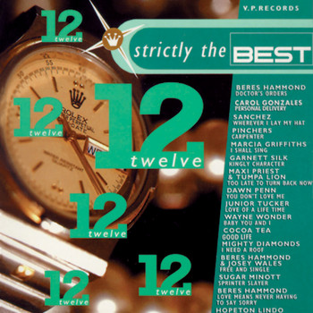 Various Artists - Strictly The Best Vol. 12