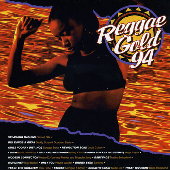 Various Artists - Reggae Gold 1994