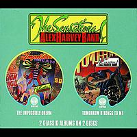 The Sensational Alex Harvey Band - The Impossible Dream / Tomorrow Belongs To Me (UK comm CD)