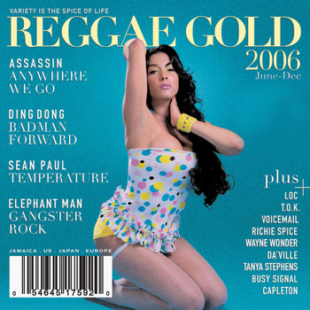 Various Artists - Reggae Gold 2006