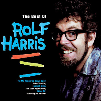 Rolf Harris - The Best Of Rolf Harris