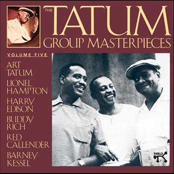 Art Tatum - The Tatum Group Masterpieces, Vol. 5