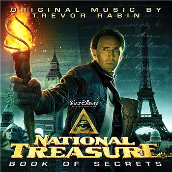 Trevor Rabin - National Treasure: Book Of Secrets Original Soundtrack