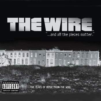 The Wire - ...and all the pieces matter, Five Years of Music from The Wire
