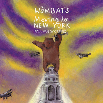 The Wombats - Moving To New York