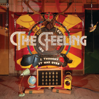 The Feeling - I Thought It Was Over (Radio Edit)