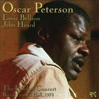 Oscar Peterson - The London Concert