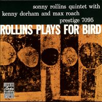 Sonny Rollins - Rollins Plays For Byrd