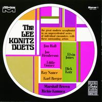 Lee Konitz - The Lee Konitz Duets