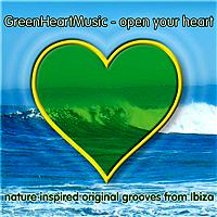 Green Heart Music - Open Your Heart