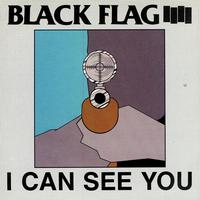 Black Flag - I Can See You