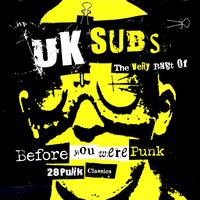 UK Subs - Before You Were Punk: 28 Punk Classics